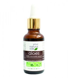 Your Natural Side Aloes 100% naturalne serum pipeta 30 ml